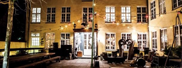 En aften i København